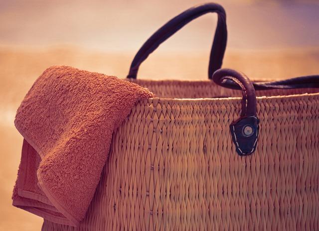 bolsas playa